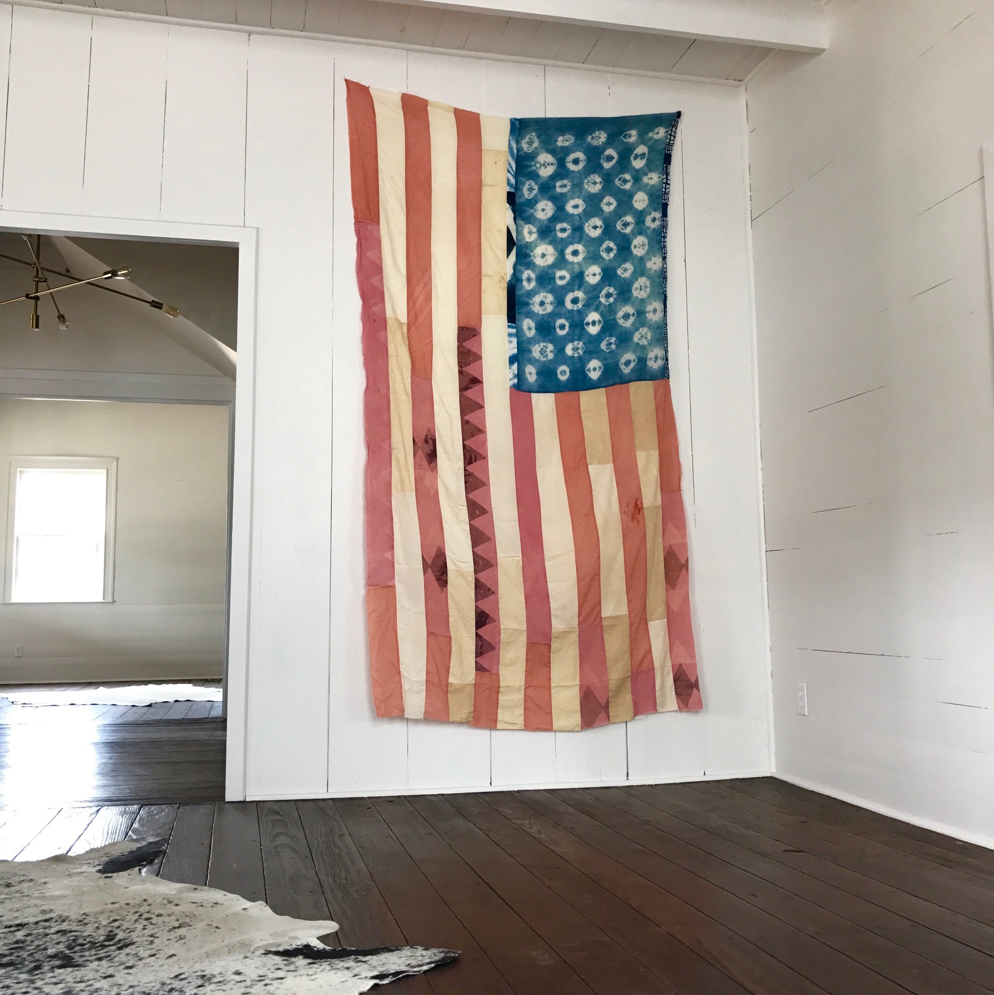Old Glory | Shibori Flag Flag Graham Keegan - Stash Co