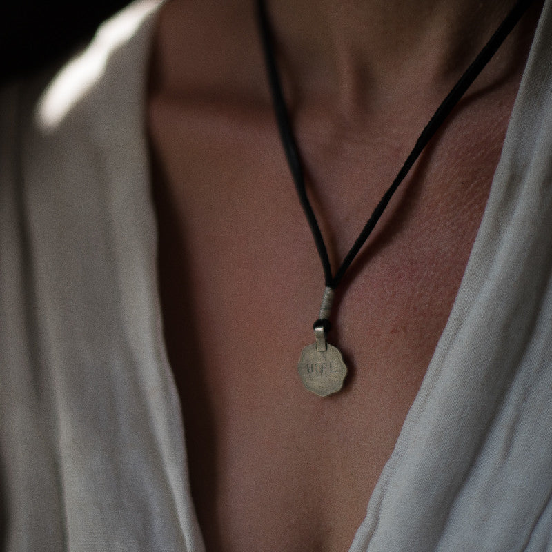 Mantra Coin | Hope Necklace Stash - Stash Co