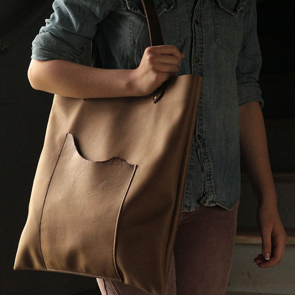 Artisan Tote | Dusty Cowboy - Stash Co