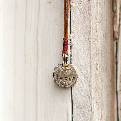 Mantra Coin | Texas Necklace Stash - Stash Co