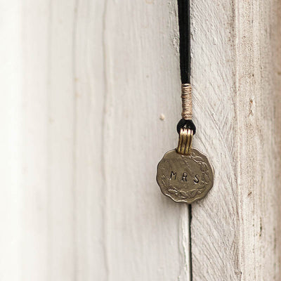 Mantra Coin | MRS Necklace Stash - Stash Co