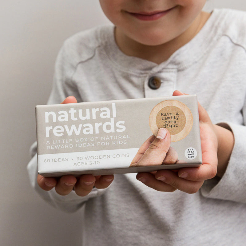 Natural Rewards | Idea Box