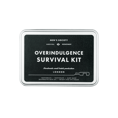 Overindulgence Kit Travel Kit Izola - Stash Co