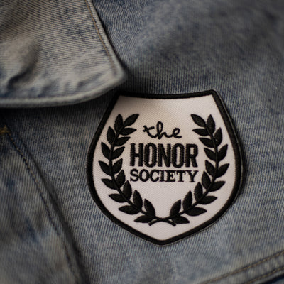 The Honor Society - Honor Society Badge