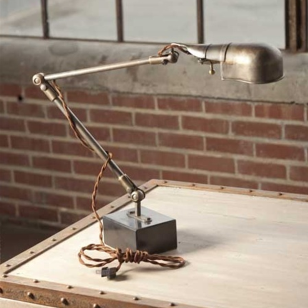 Vintage Inspired Task Lamp Lamp V. Vintage - Stash Co