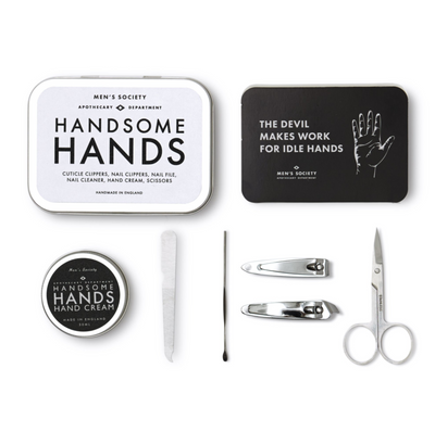 Handsome Hands Manicure Kit Travel Kit Izola - Stash Co