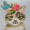 Cat with Bird Tea Towel Home Karma - Stash Co