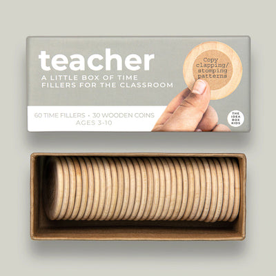 Teacher | Idea Box