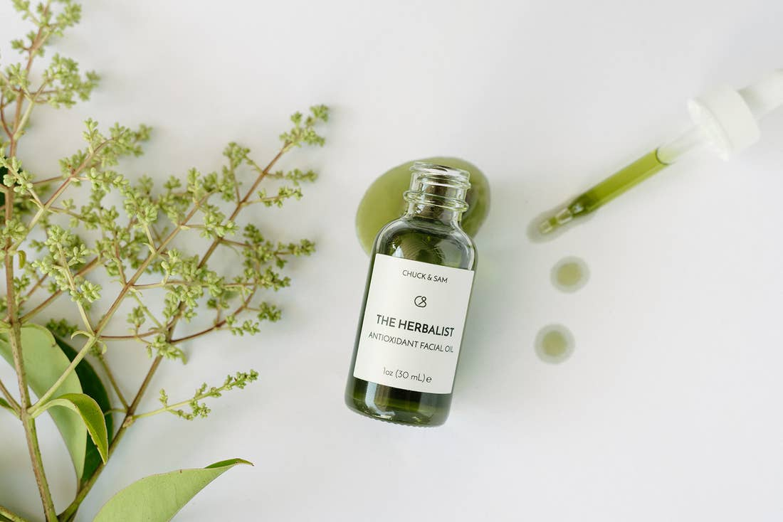 Herbalist Antioxidant Face Serum