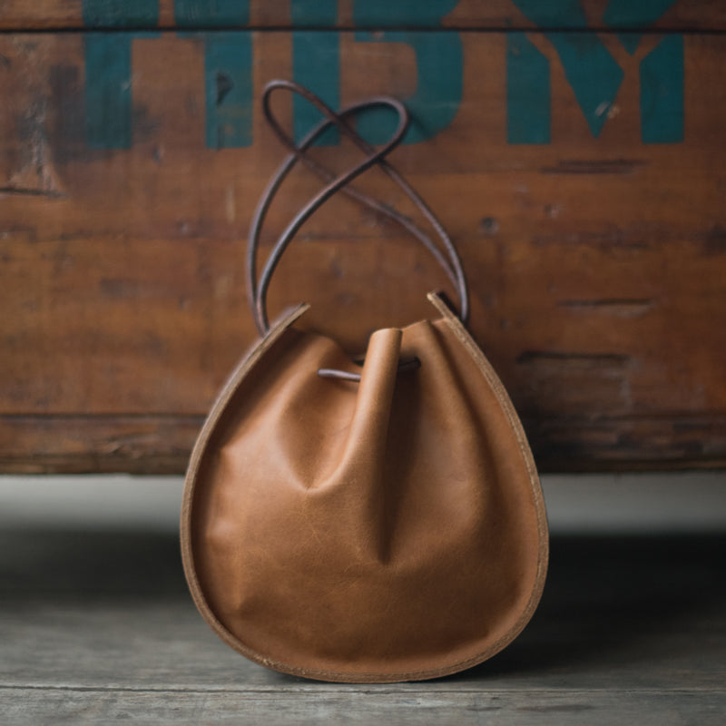 Joi Bag | Classic Caramel Leather