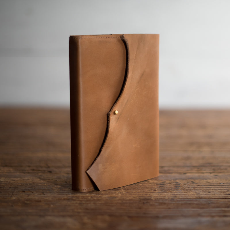 Artisan Journal | Caramel Journal Stash - Stash Co