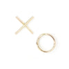 ONE SIX FIVE - XO Earrings