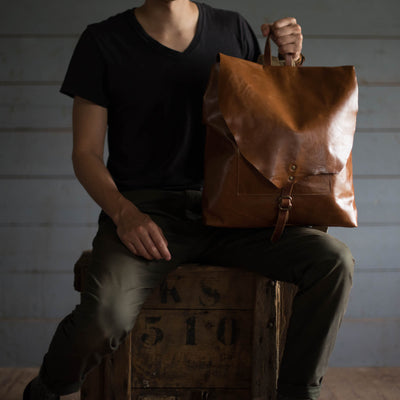 Artisan Backpack | Hazel Backpack Stash - Stash Co