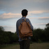 Artisan Backpack | Caramel