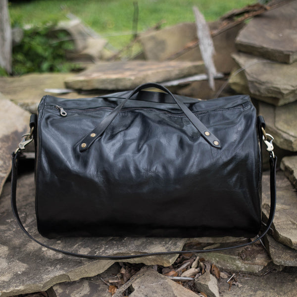 Duffle | Onyx - Stash Co