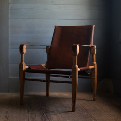 Campaign Chair | Bison Chair Stash - Stash Co