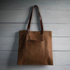 Artisan Tote | Caramel - Stash Co