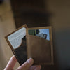 Card Wallet | Assorted Brown - Stash Co