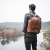 Artisan Backpack | Chestnut Bison Backpack Stash - Stash Co