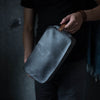 Dopp Kit | 1900 Gray Dopp Kit Stash - Stash Co