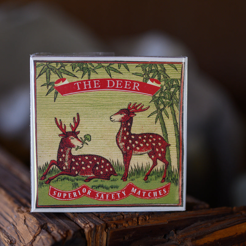 Christmas Reindeer | Match Box