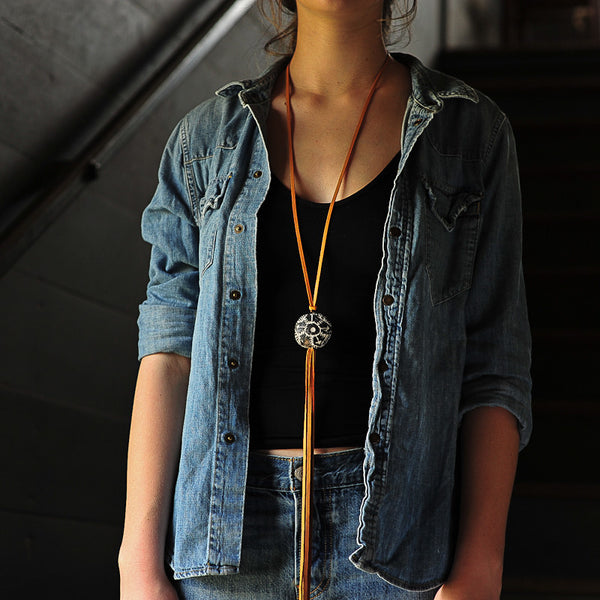 Mali Necklace - Stash Co