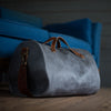Duffle | 1900 Gray Duffle Stash - Stash Co