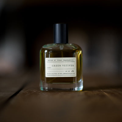 Green Vetiver | Eau de Parfum Apothecary Boyd's Farm - Stash Co