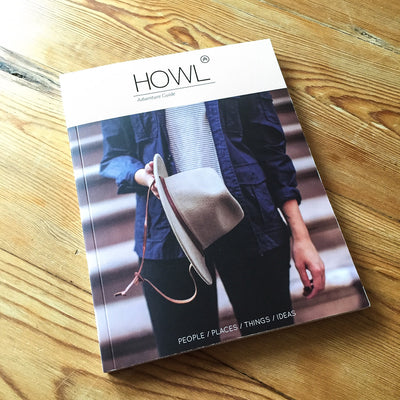 Howl | Adventure Guide - Stash Co