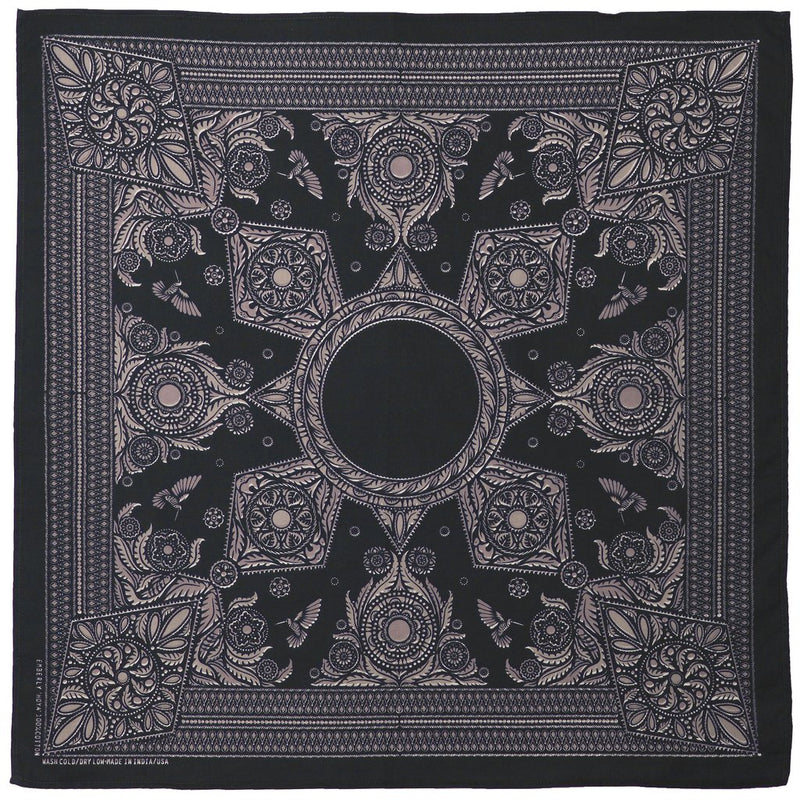 Hoya Bandana in Shadow Grey