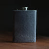 Flask 8oz | 1900 Gray Flask Stash - Stash Co