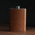 Flask 8oz | Caramel