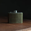 Flask 4oz | Olive Flask Stash - Stash Co