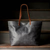 The Fyn Bag | 1900 Gray PRE ORDER - Stash Co