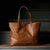 Fyn Bag Small | Caramel