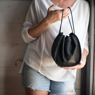 Joi Bag | Black Moto