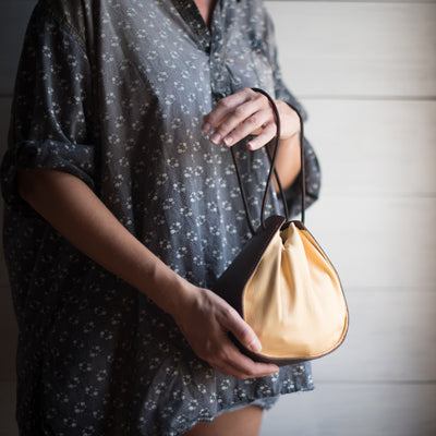 Joi Bag | Ginger Deerskin