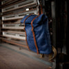 Kayak Roll Backpack | Royal - Stash Co