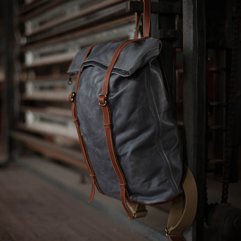 Kayak Pack | 1900 Gray Kayak Pack Stash - Stash Co