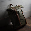 Kayak Roll Backpack | Olive - Stash Co