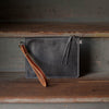 Modernist Wallet + Convertible Strap | 1900 Gray - Stash Co