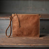 Modernist Wallet LG + Convertible Strap | Caramel - Stash Co