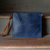 Modernist Wallet LG + Convertible Strap | Royal - Stash Co