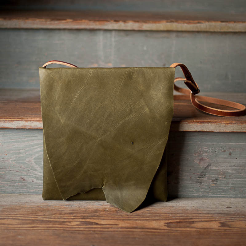 Crossbody | Olive Crossbody Stash - Stash Co