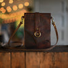 Bowe Crossbody | Red Bison