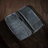 Passport | 1900 Gray Passport Case Stash - Stash Co
