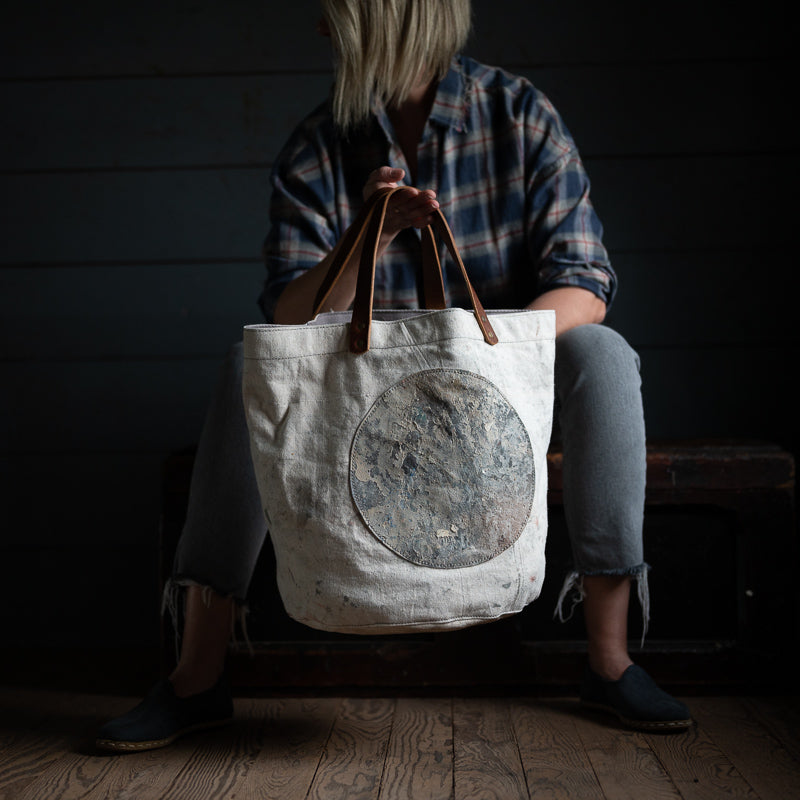 Artist Edition Utility Tote | Paul Meyer 7 of 10