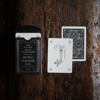Playing Cards Playing Cards Misc. Goods Co. - Stash Co