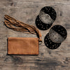 Pocketbook | Caramel Pocketbook Stash - Stash Co