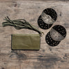 Pocketbook | Olive Pocketbook Stash - Stash Co